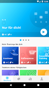 Peak - Gehirntraining Screenshot