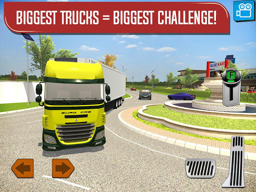Delivery Truck Driver Simulator  screenshots 11