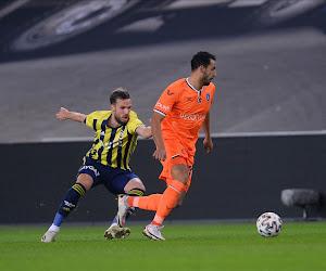 Nacer Chadli offre la victoire au Başakşehir dans le derby d'Istanbul