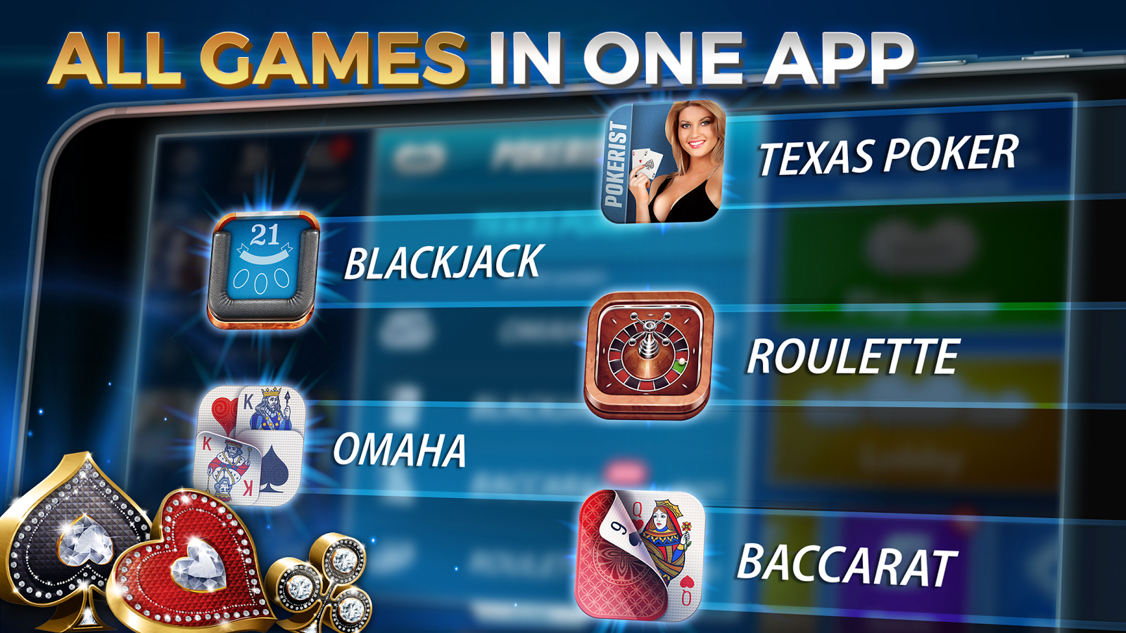 Texas Holdem & Omaha Poker: Pokerist- screenshot