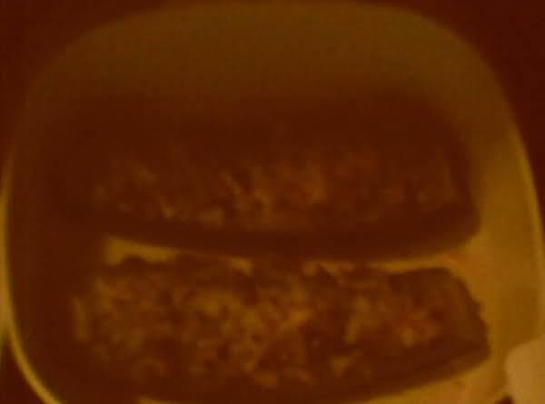 Stuffed Zuchini With Crabmeat Recipe