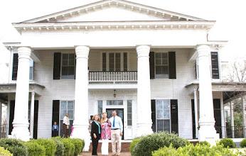 Photo: Marshall - Orr Historic Home - Anderson, SC ~ www.WeddingWoman.net