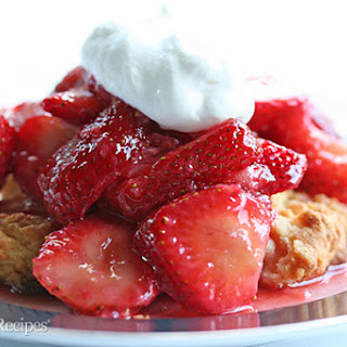 Strawberry Shortcake.