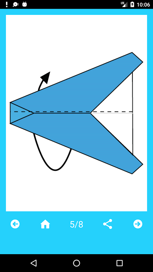 Paper Plane Origami Instructions - Android Apps on Google Play - photo#22
