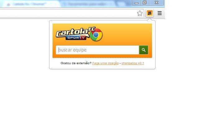 Cartola for Chrome™
