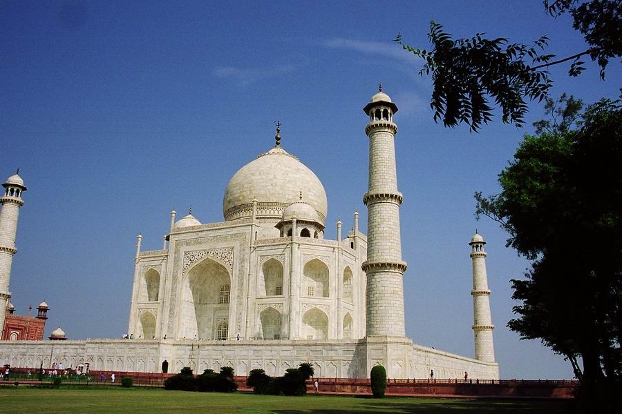 Photo: #191-Le Taj Mahal à Agra