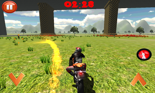 Bike Race Shooter