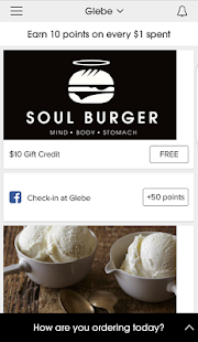 Soul Burger- screenshot thumbnail