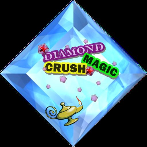 Diamond magic crush