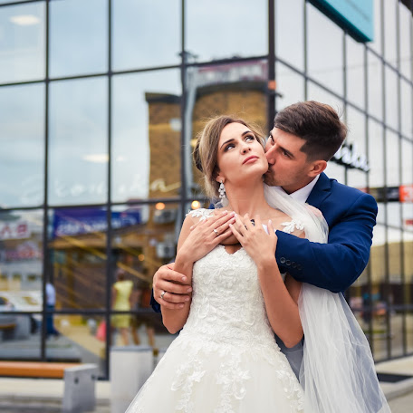 Wedding photographer Natalya Olkhovik (NatalkaO). Photo of 26.11.2017