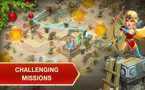 Toy Defense: Fantasy Tower TD Screenshot 8
