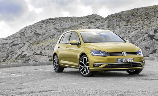 Volkswagen has not messed with the external design very much.    Picture: VOLKSWAGEN