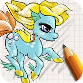 Draw My Monster Pony