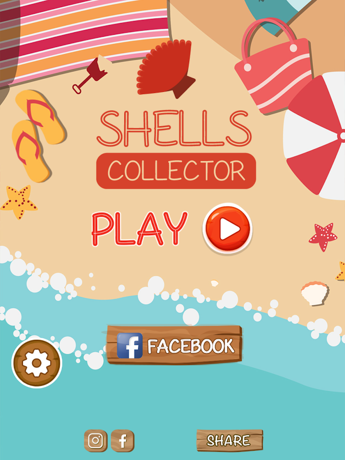 Shells Collector- screenshot