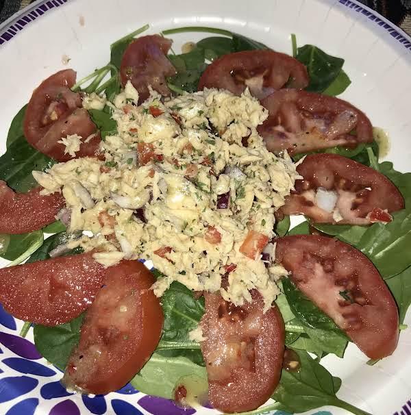 Spanish Tuna Salad
