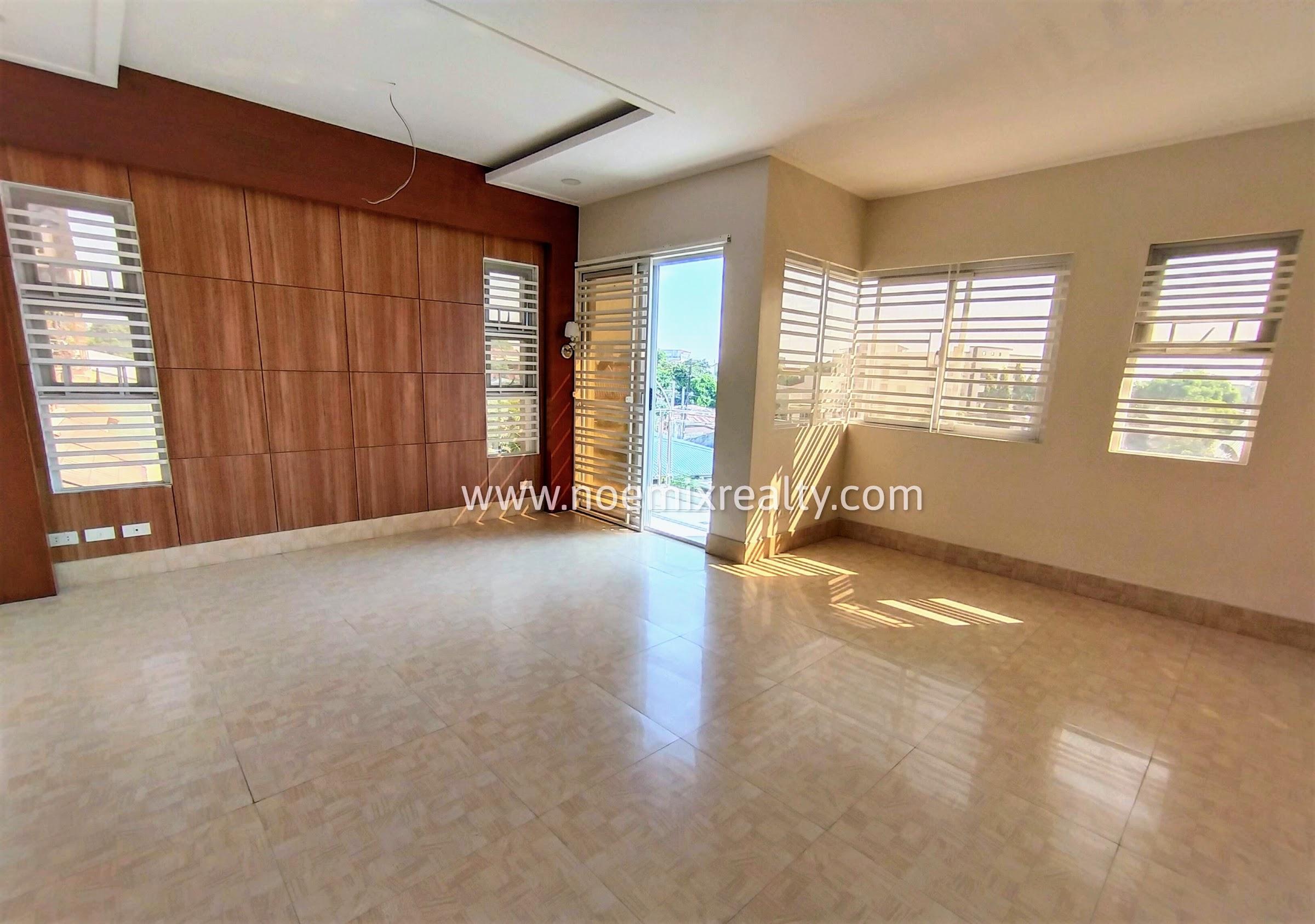 8 Bedroom Townhouse in Tandang Sora, Mindanao Avenue, Quezon City bedroom