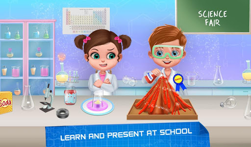 Science Experiments in School Lab - Learn with Fun 1.9 screenshots 3