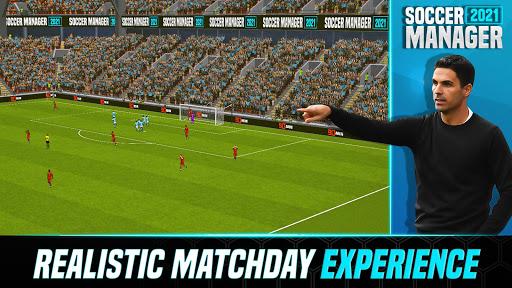 Soccer Manager 2021 - Football Management Game 1.0.11 screenshots 1