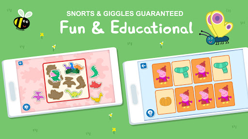 World of Peppa Pig u2013 Kids Learning Games & Videos 3.2.0 screenshots 4