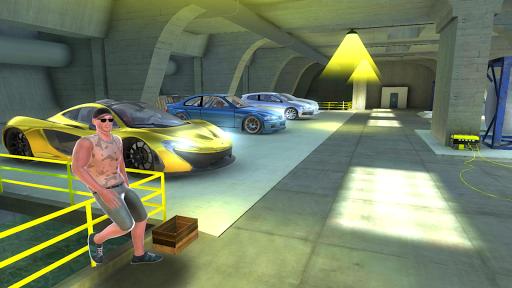 P1 Drift Simulator  captures d'écran 1