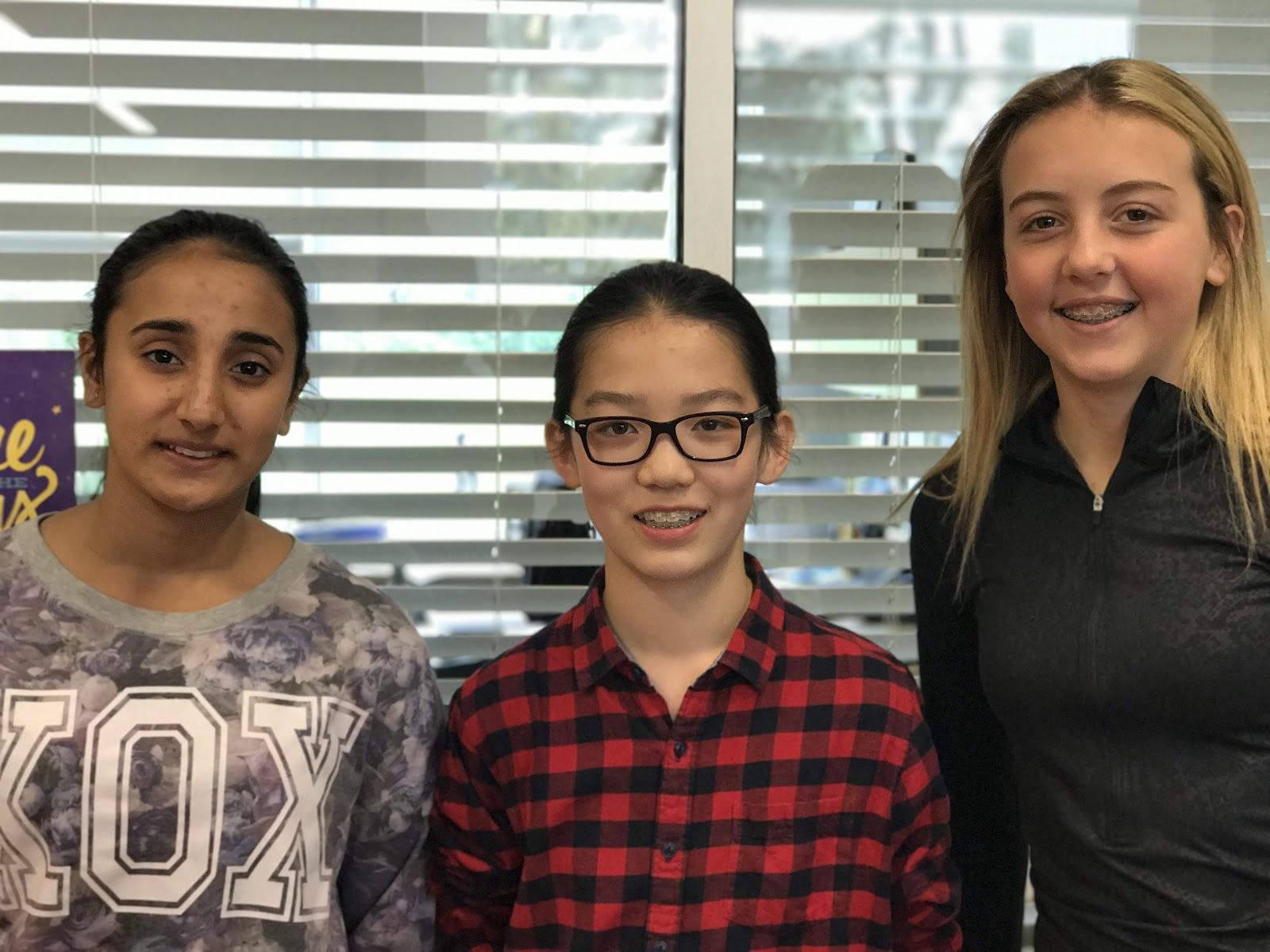 Private School Science Fair Winners!