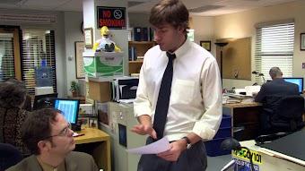 Season 2, Episode 17, Dwight's Speech