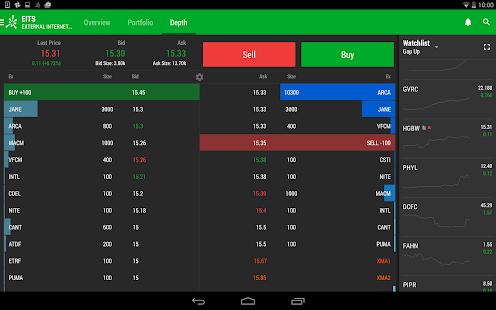 TD Ameritrade Trader- screenshot thumbnail