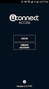 Uconnect® Access- screenshot thumbnail