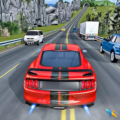 Racing Ferocity 3D: Endless