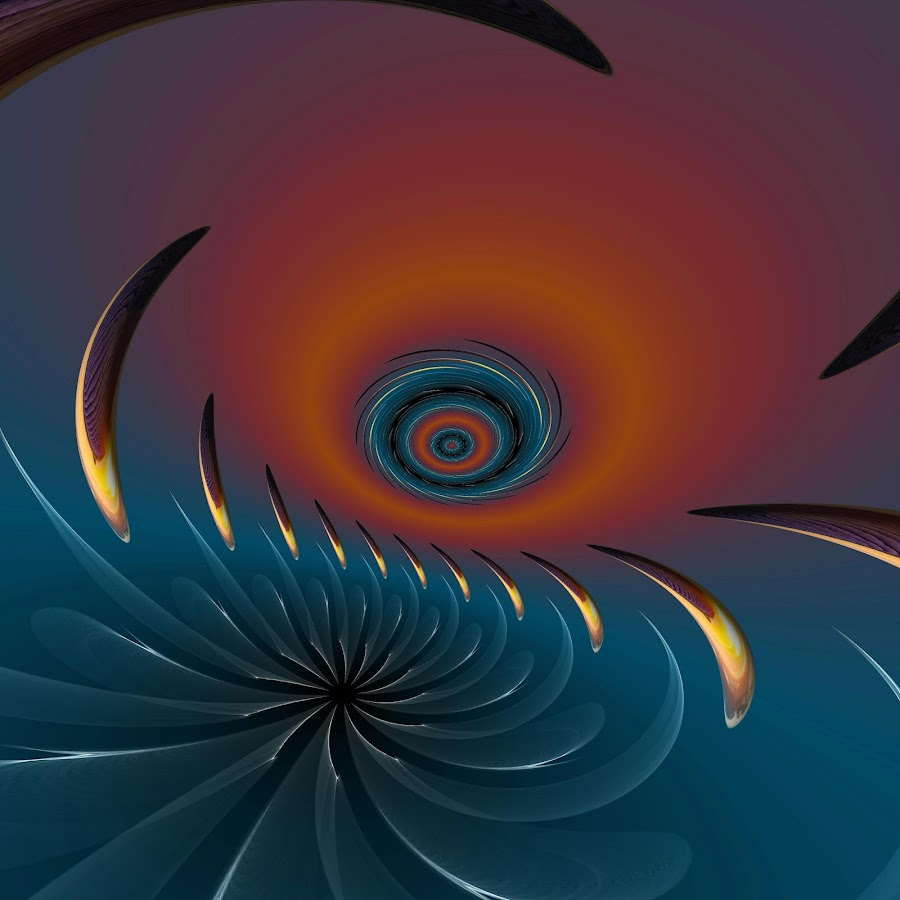 by Hary Carboni - Illustration Abstract & Patterns