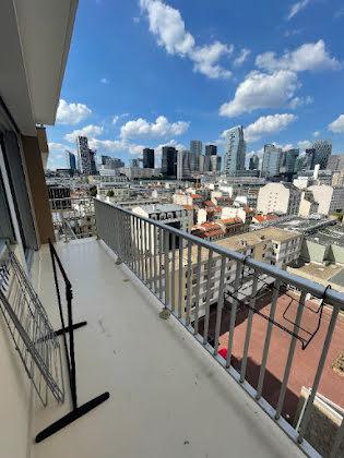 Appartement a louer puteaux - 1 pièce(s) - 30 m2 - Surfyn
