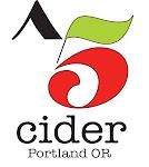 Logo for ^5 Cider