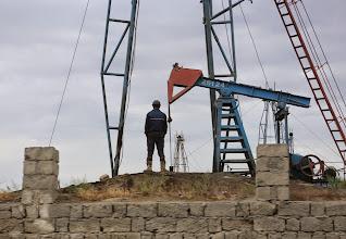 Photo: Öljy nousee maasta