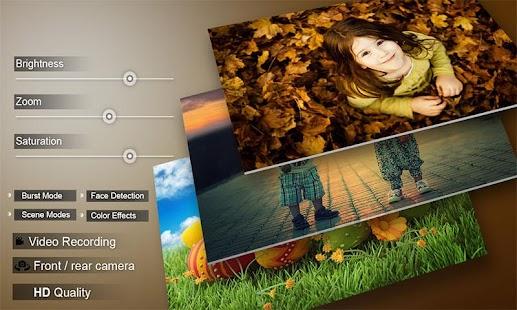 DSLR HD Camera Full Photo - náhled