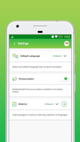 Translate SMS Pro Screenshot
