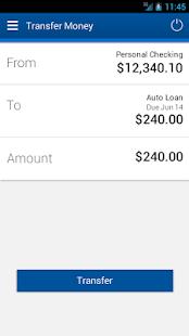 Fulton Bank Mobile Banking - náhled