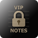 VIP Notes - keeper for passwords, documents, files 9.9.5 (Paid)