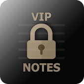 VIP Notes - keeper for passwords, documents, files