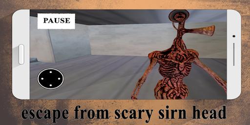 Sirn Scary Head Grany apktram screenshots 4