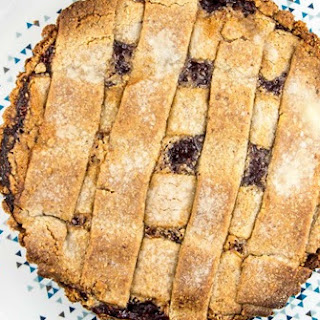 Gluten-Free Passover Linzer Tart