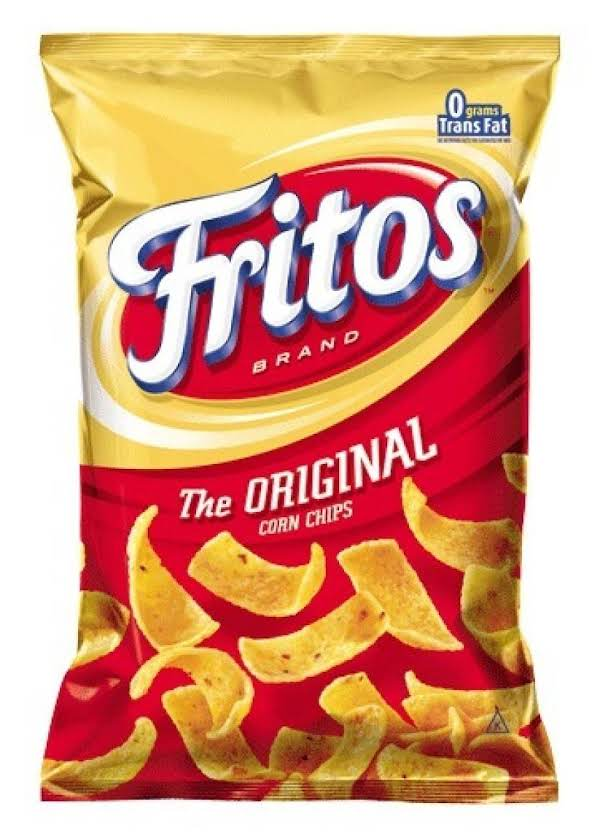 Homemade Fritos
