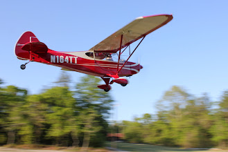 Photo: On Sunday wind was forecasted at 16 mph so we had no one fly in.