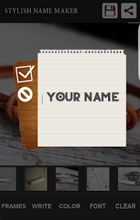 Stylish Name Maker & Generator screenshot