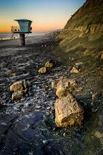 Photo: Torrey Pines State Beach, San Diego.
