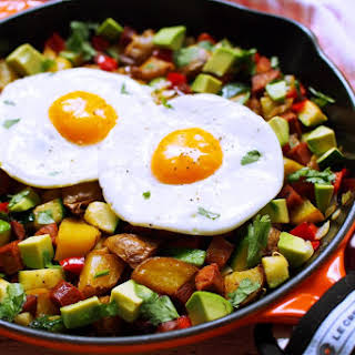 Spanish Breakfast Hash.