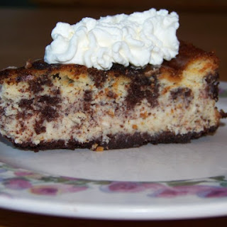 Low Carb Cookies and Cream Cheesecake