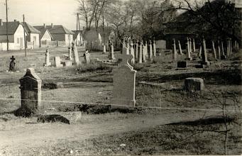Photo: A régi temető