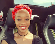 Actress turned producer Salamina Mosese.