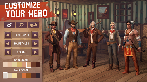 Westland Survival - Be a survivor in the Wild West modavailable screenshots 1