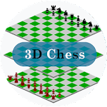3D - Dimensional Chess icon